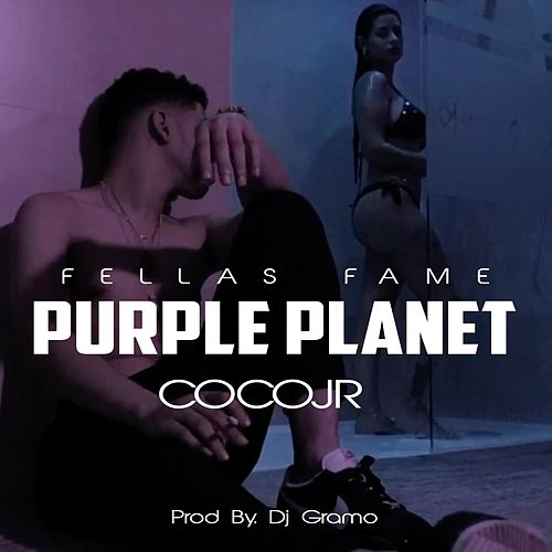 Purple Planet von Coco JR