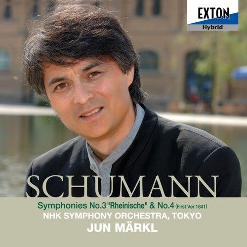 Schumann: Symphonies No. 3 & No. 4 de Jun Markl
