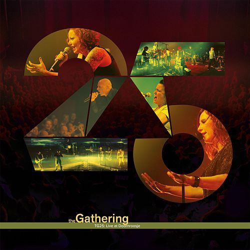 Tg25: Live at Doornroosje by The Gathering
