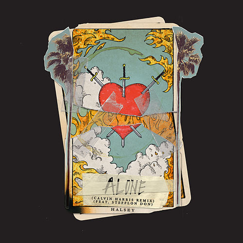 Alone (Calvin Harris Remix) von Halsey