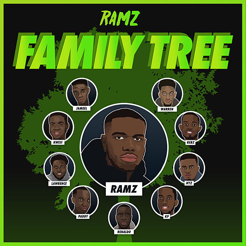 Family Tree by Ramz