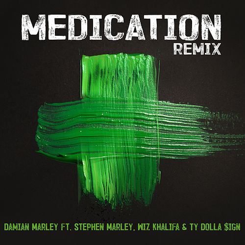 Medication (Remix) by Damian Marley