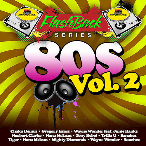 Penthouse Flashback Series: 80s, Vol. 2 by Various Artists