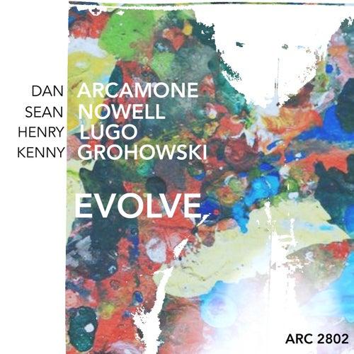 Evolve fra Dan Arcamone