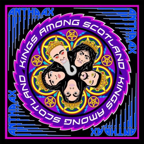 Kings Among Scotland (Live) von Anthrax
