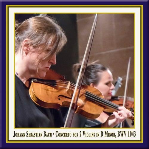 Bach: Concerto for 2 Violins in D Minor, BWV 1043 (Live) de Julia Schröder