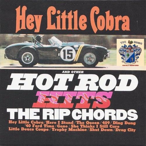 Hey Little Cobra de The Rip Cords