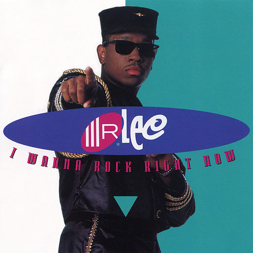 I Wanna Rock Right Now de Mr. Lee