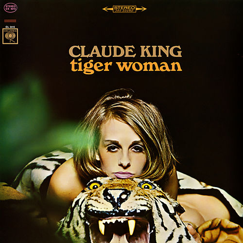Tiger Woman by Claude  King