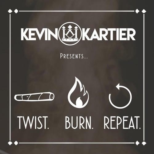 Twist.Burn.Repeat. de Kevin Kartier