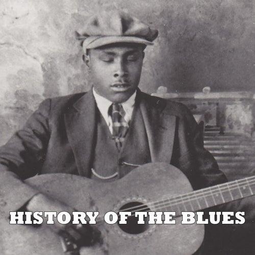 History of the Blues Vol. 1 de Various Artists