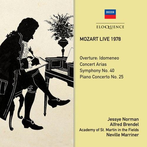 Mozart Live 1978 di Jessye Norman