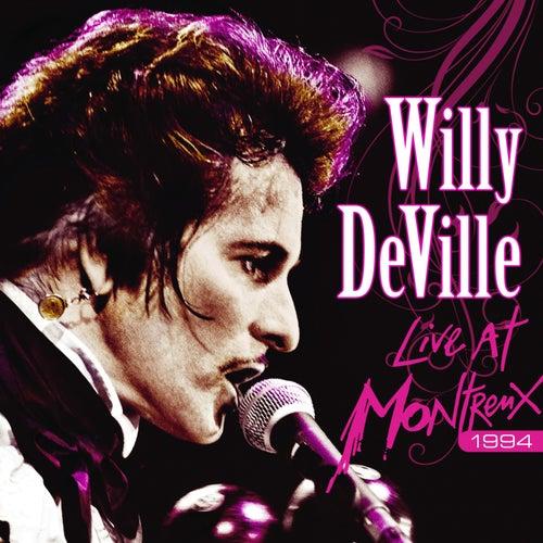 Live at Montreux 1994 de Willy DeVille