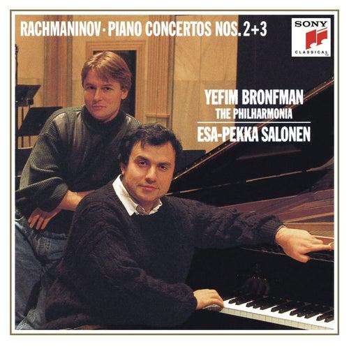 Rachmaninoff: Piano Concertos 2 & 3 von Yefim Bronfman
