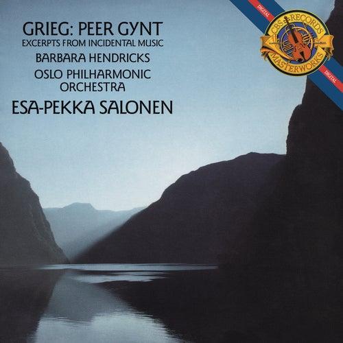 Grieg: Peer Gynt, Op. 23 (Excerpts) by Esa-Pekka Salonen