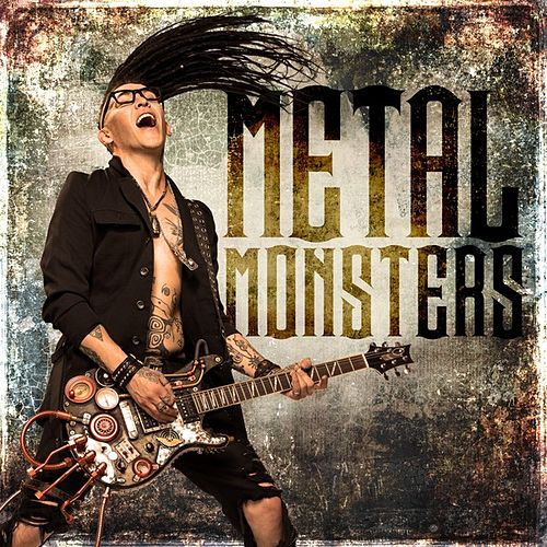 Metal Monsters von Various Artists
