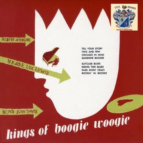 Kings of Boogie Woogie von Albert Ammons
