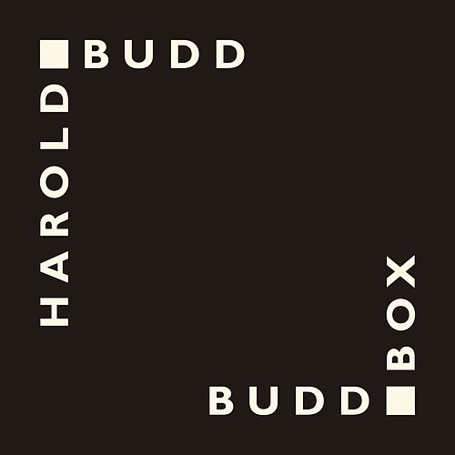 Budd Box by Harold Budd