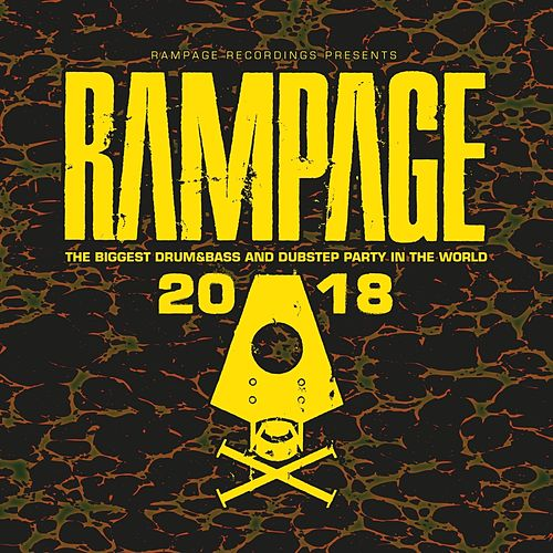 Rampage 2018 by Various Artists
