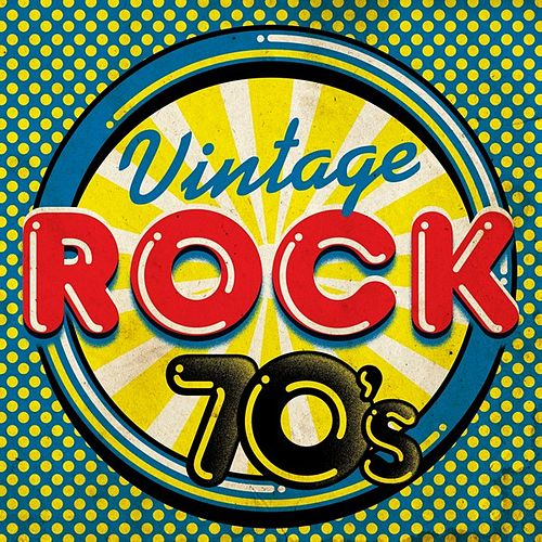Vintage Rock 70's de Various Artists