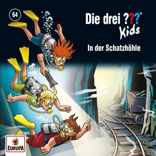 064/In der Schatzhöhle von Die Drei ??? Kids
