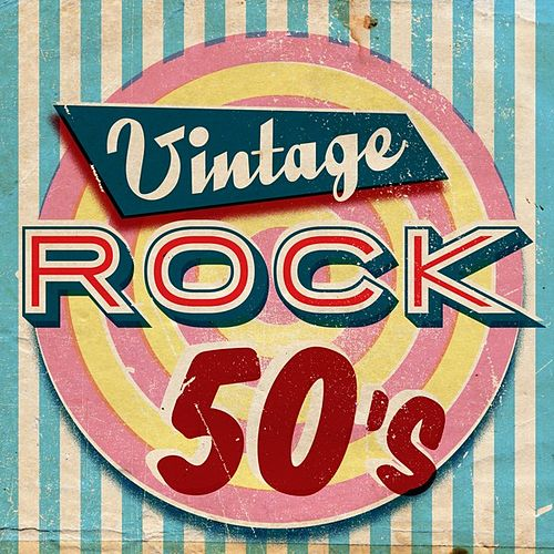 Vintage Rock 50's by Various Artists