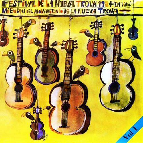 Festival de la Nueva Trova 84, Vol. I (En Vivo) (Remasterizado) de Various Artists
