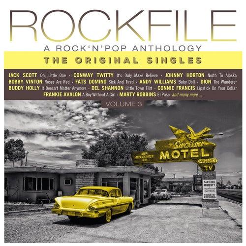 Rockfile, Vol. 3 von Various Artists