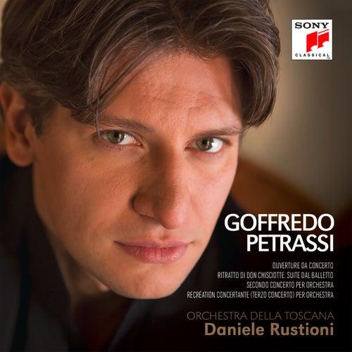 Daniele Rustioni - Petrassi: orchestral music di Daniele Rustioni