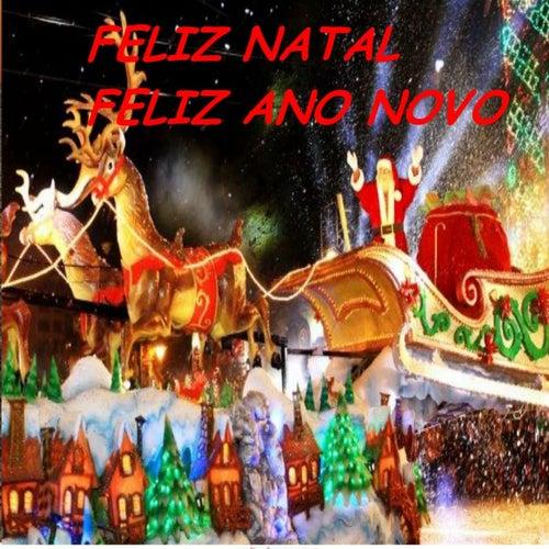 Feliz Natal / Feliz Ano Novo de Helio Santisteban