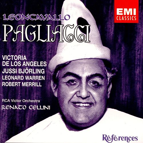 Leoncavallo: Pagliacci (standard) de Victoria De Los Angeles