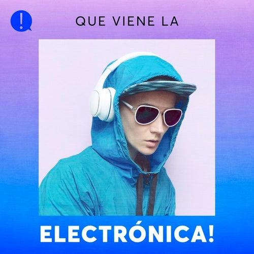 Que viene la Electrónica! de Various Artists