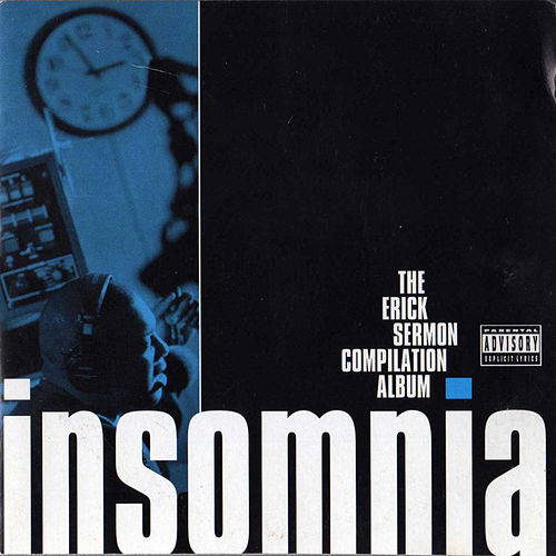 Insomnia: The Erick Sermon Compilation Album by Erick Sermon