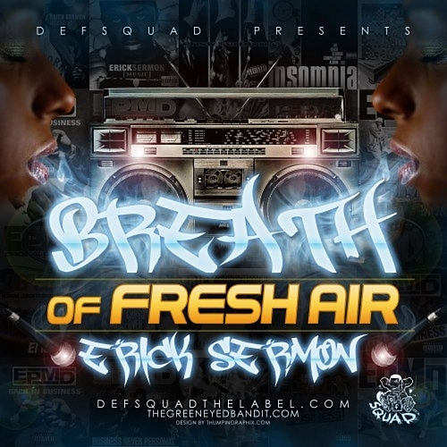 Breath Of Fresh Air de Erick Sermon