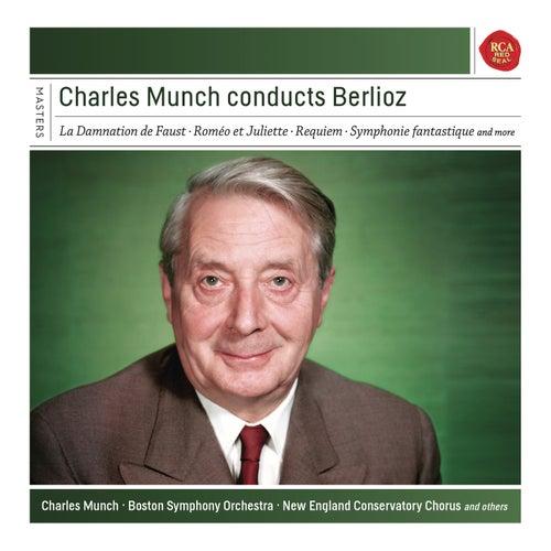 Charles Munch Conducts Berlioz von Charles Munch