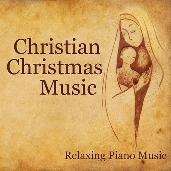 Christian Christmas Music.Christian Christmas Music Relaxing Piano Music By