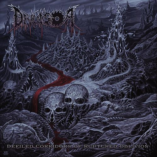 Defiled Corridors of Ruptired Oblivion by Divulsor