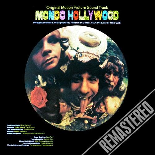 Mondo Hollywood - Remastered. Original Motion Picture Soundtrack von Various Artists