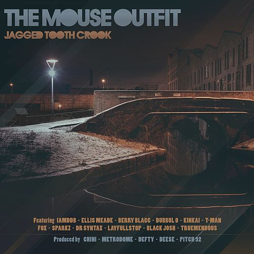 Jagged Tooth Crook by The Mouse Outfit