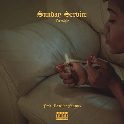 Sunday Service Freestyle by Quanna