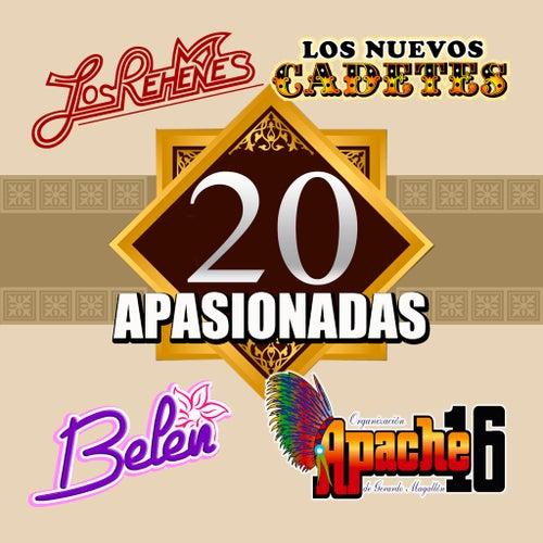 20 Apasionadas by Various Artists