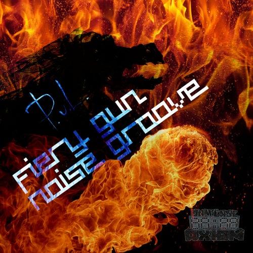 Fiery Gun \ Noise Groove - Single by Paul von Lecter