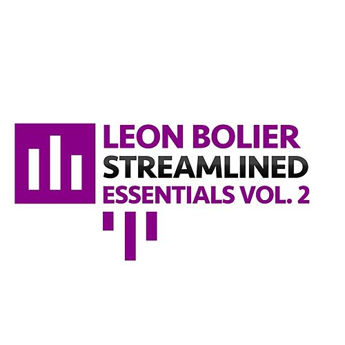 Streamlined Essentials by Leon Bolier, Vol. 2 von Leon Bolier