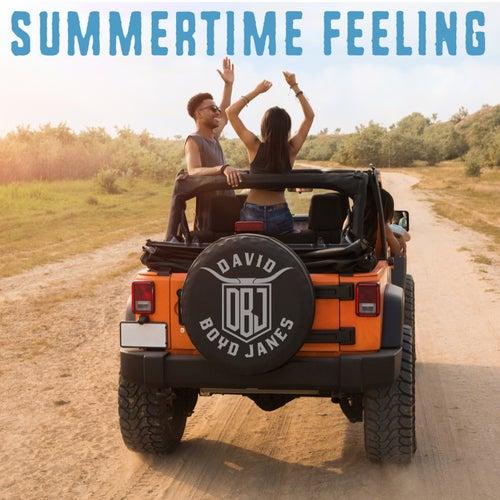 Summertime Feeling by David Boyd Janes
