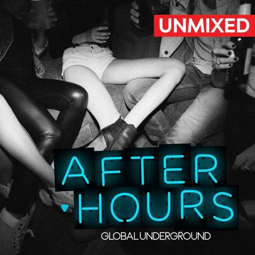 Global Underground: Afterhours 8/Unmixed de Various Artists