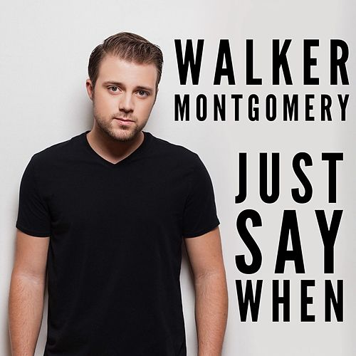 Just Say When by Walker Montgomery