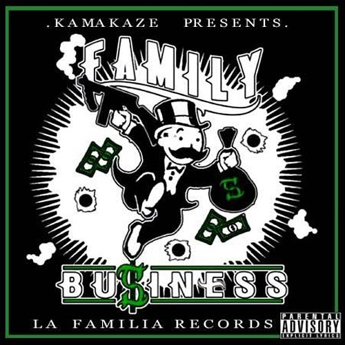 Kamakaze Presents: Family Business de Various Artists