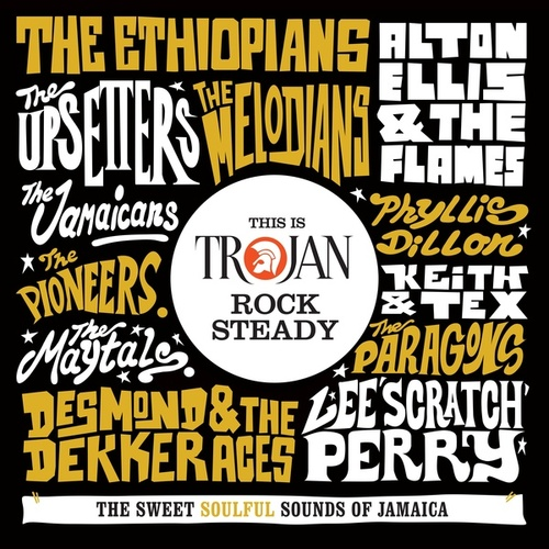 This Is Trojan Rock Steady de Various Artists