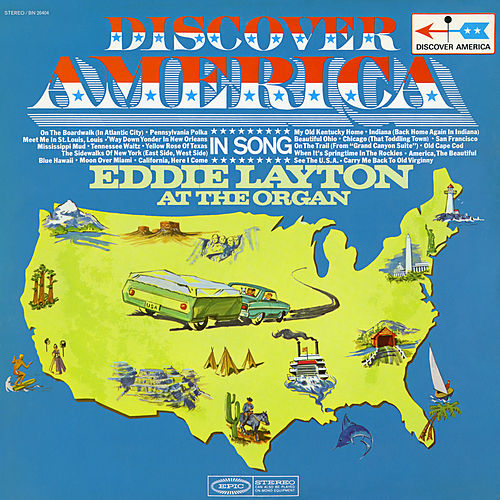 Discover America In Song by Eddie Layton