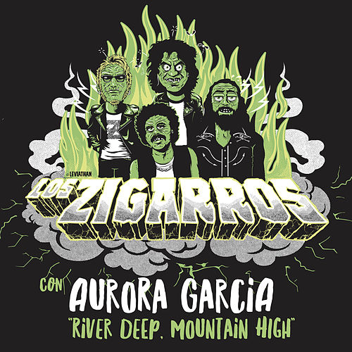 River Deep, Mountain High by Los Zigarros